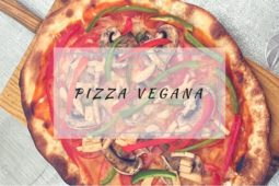 Pizza vegana, deliciosa y saludable